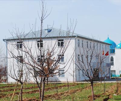 Araşan İlahiyat Fakültesi Öğrenci Yurdu Hizmete Açıldı