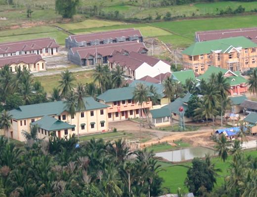 Yetimler Şehri Banda Aceh'deyiz
