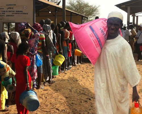 Afrika'ya Yardım Seferberliği