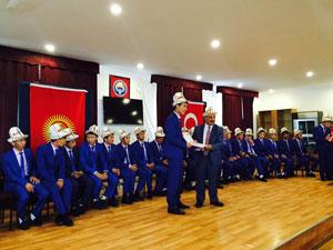 BİŞKEK'TE HAFIZLIK TÖRENİ