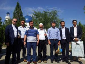 KAZAKİSTAN'DA DİN EĞİTİMİ TOPLANTISI