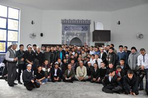 ÇİMKENT İLAHİYAT MESLEK YÜKSEKOKULU KAZAKİSTAN'DA DİN GÖREVLİSİ YETİŞTİRMEYE DEVAM EDİYOR